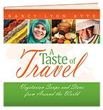 A Taste of Travel book cover