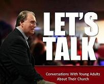 Lets Talk with the church's young people