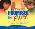 Prayer Promises for Kids book cover